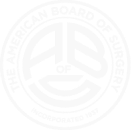 The American Board of Surgery logo